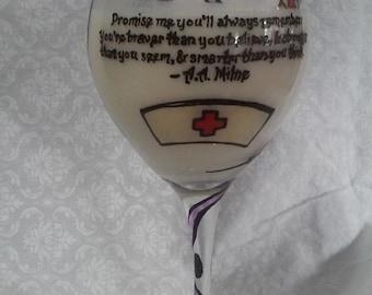 Nurse's Candle