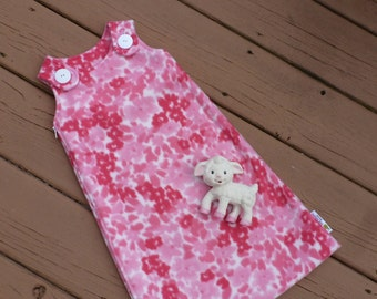 Maryjane Sleep Sack - Pink Garden