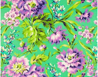 NEW!  Designer Ironing Board Cover - Amy Butler Love Bliss Bouquet Emerald
