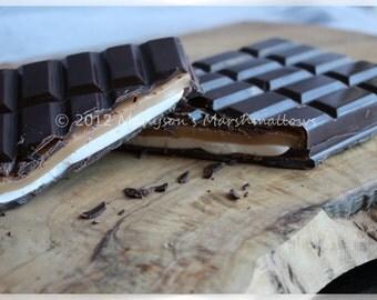 Caramel Marshmallow Candy Bar