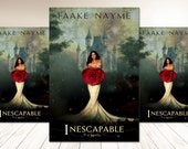 "Premade Digital Book eBook Cover Design ""Inescapable"" Literary Fiction Young New Adult YA Romance Fantasy"