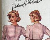 Palmer and Pletsch LEARN TO FIT sewing pattern McCalls 2718 size 16  fitted dress sloper/muslin/shell