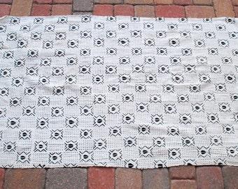 """African Mud Cloth 42""""x 62"""""""
