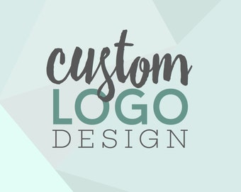 SALE! Custom Logo Design - graphic design, professional logo, logo designer, small business, logo, shop logo