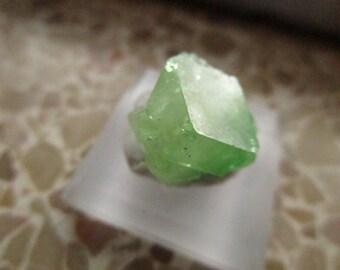 SALE: 16 carat tsavorite garnet