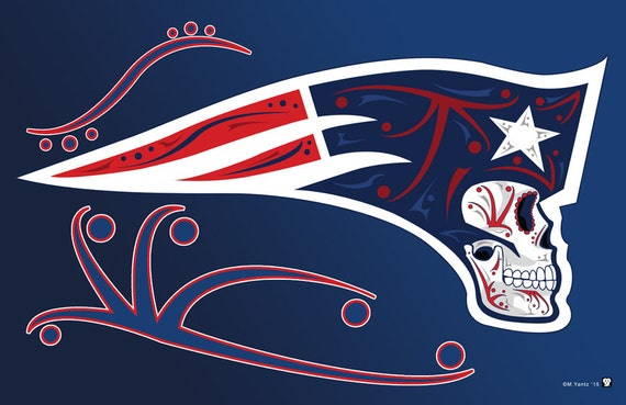 Amazing image pertaining to new england patriots printable logo