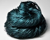 Giant clam closing forever - Silk Tape Lace Yarn - SUMMER EDITION