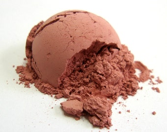 Delicate Pink Matte Blush - Mineral Makeup - Natural Makeup - Pink Blush - KISS ME!