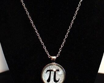 Pi Necklace