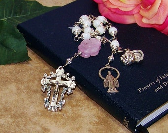 Unbreakable Catholic Tenner Rosary - One Decade OLO Grace Rosary