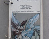 WINGS JOURNAL, Diary, Shakespeare, Midsummer Nights Dream, Fairies, Faerie, Fairy, wings, Fly