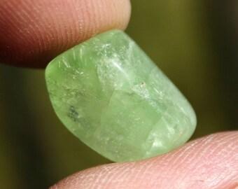 Peridot Tumbled Stone High Quality