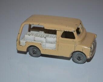 Vintage Lesney Milk truck van - Bedford No 29 - made in England