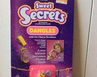 Galoob Sweet Secrets Dangles Whistle