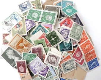 International Postage Stamps Lot of 250