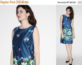 70% Off FINAL SALE - 1960s Mod Floral Hawaiian Dress   - Vintage 60s Mod Dress  - 60s Mod Dresses  - The Alohi Dress  - 6244