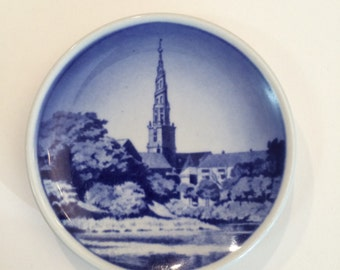 Royal Copenhagen mini Collector Plate - Our Saviour's Church