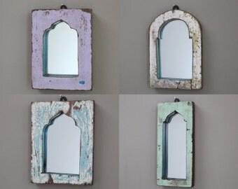 Mini Reclaimed Mirrors