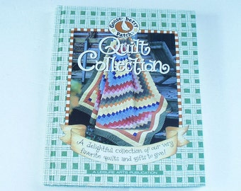 Goose Berry Patch Book Quilt Collection and Gifts Quilting Patterns Leisure Arts 256 Pages Hardcover