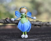 Miniature fairy doll
