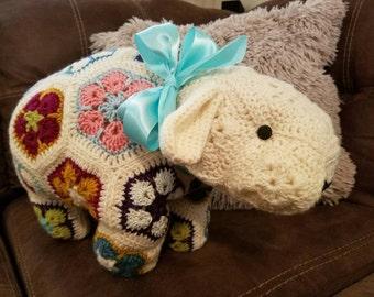 Shawna the African Flower Sheep