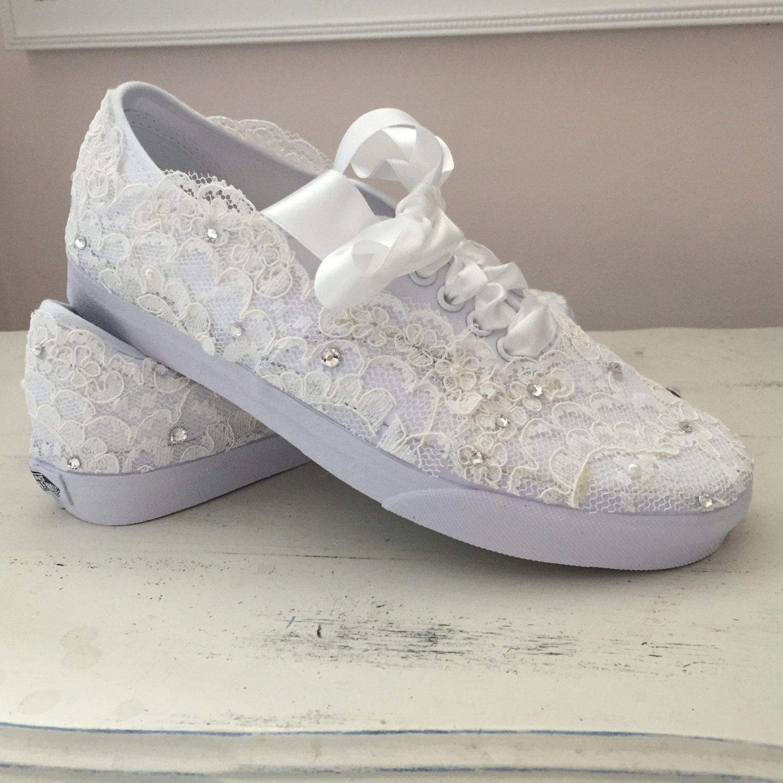 vans wedding shoe wedding tennis shoes wedding trainers