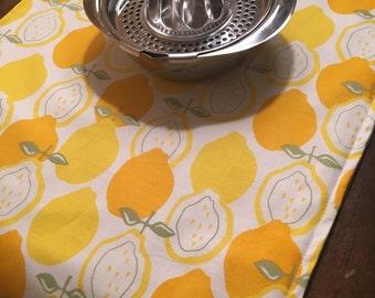 """Lemon Table Runner 36"""""""