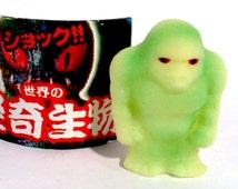 Marmit UMA Bigfoot/ Sasquatch - rare mini vinyl figure from Japan