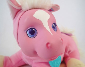 Pony Surprise Plush By Hasbro Original Pink Pastel Kawaii Collection Fairy Kei Toy