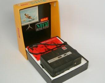 Kodak M12 Super 8 camera in box AS IS