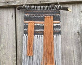Woven Wall Hanging Weaving / Tapestry Weaving