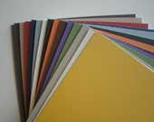 100 8 x 5 Blank Matboard - special order for Robinson