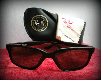 Vintage B&L Ray Ban Sunglasses with Case