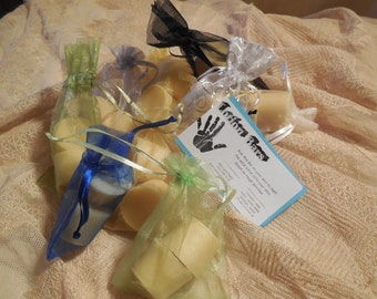 Handcrafted Lavender Solid Lotion Bars, solid lotion, moisturizing, lavender
