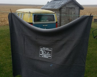 VW Bus Blanket