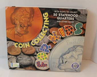 Coin Collecting for Kids by Steven Otfinoski Board Book