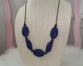 The Mallory - Silicone Teething Necklace