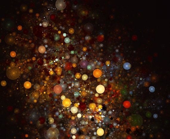 Bubbly - Digital Prints