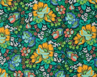 SALE- LAST Yard from Anna Maria Horner's Honer Roll Collection for FreeSpirit- Overachiever in Forest