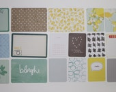 Studio Calico Project Life Cards | Odyssey