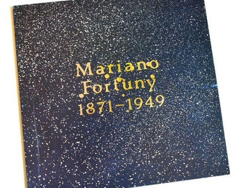 Mariano Fortuny 1985 Paperback Book