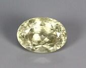 DIASPORE (24075) -  Oval 7 x 5.1 x 4.2mm Turkish Mined Diaspore