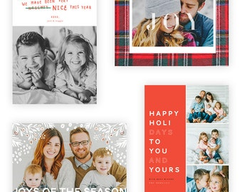 2016 Christmas Blessings Cards vol 2