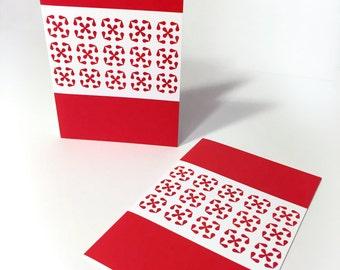 Eaves Series - Individual Greeting Card