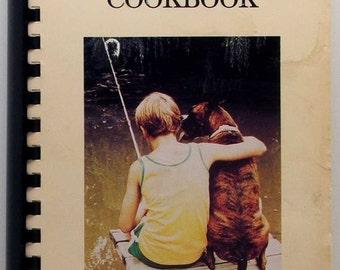 Elizabeth H. Brown Humane Society Cookbook Vermond 1987 SC/SB Pet Food Recipes