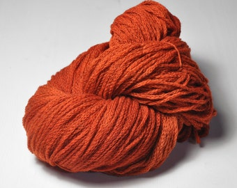 Red-hot metal - Merino/Alpaca/Yak DK Yarn - Winter Edition