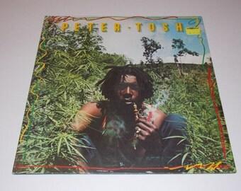 EX+ Condition!! 1976 - Peter Tosh - LEGALIZE IT - Lp Vinyl Record Album - 70's Classic / Reggae