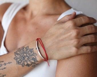 Love Gift, Skinny Bar Bracelet, Stacking bracelet, Sisters Bracelet, Love Bracelet, Valentines Day Gift