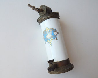 French Antique Feminine Hygiene Apparatus by Dr. Eguisier c. 1890-1910