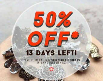 13 Days LEFT MOVING Clearance Sale + FREE shipping*